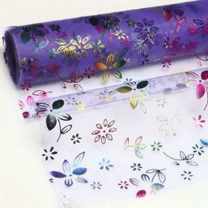 Sheer, Organza, Assorted colours, 1.1m x 48cm, (WAB0006)